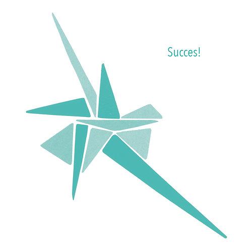 wenskaart - succes