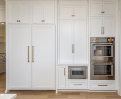Built-in Refrigeration and Ovens