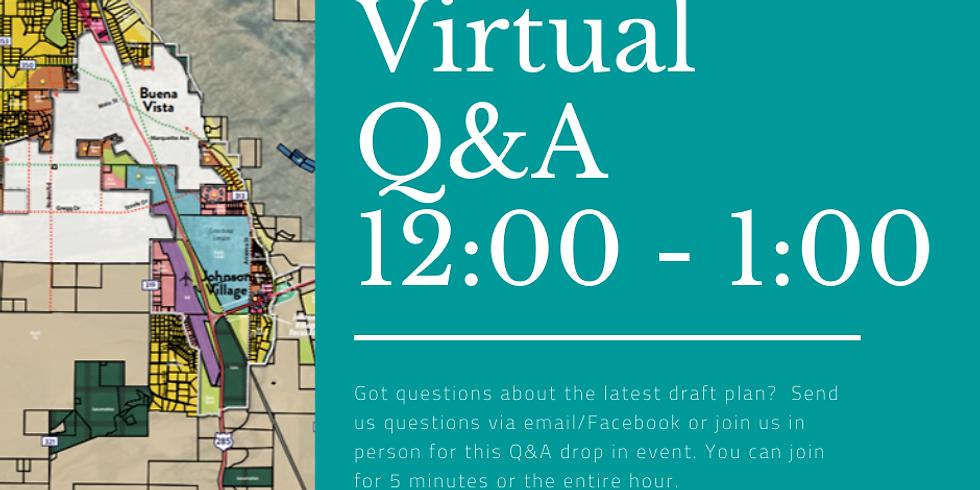 Comp Plan Q&A (virtual)