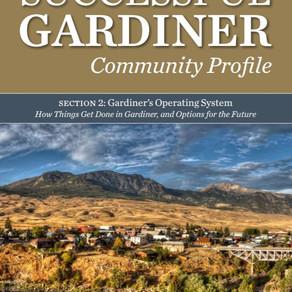 New Report: Gardiner's Operating System & Webinar
