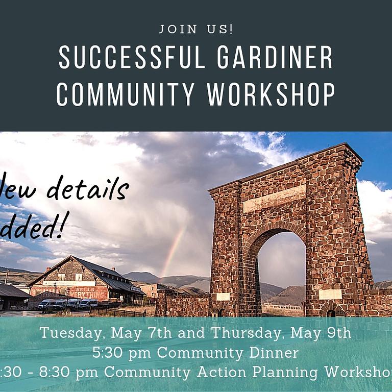 Community Action Planning Workshop: #2