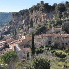 Cotignac - Le Rocher