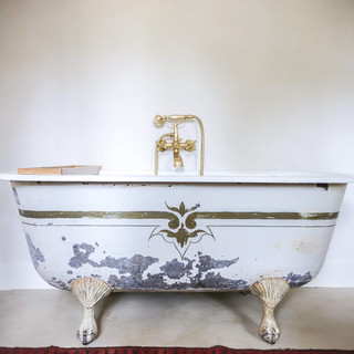 Potteries bathroom - Bath