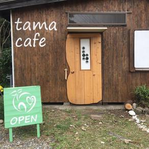 tama cafeさんに行ってきました。