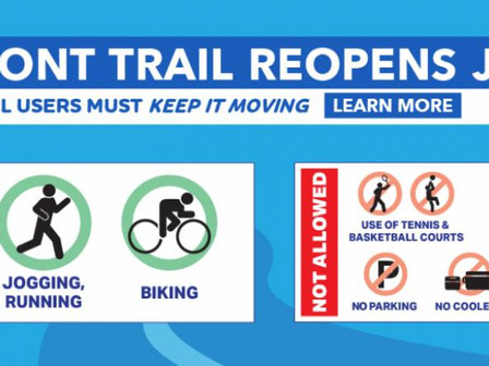 Information For Trail Openings