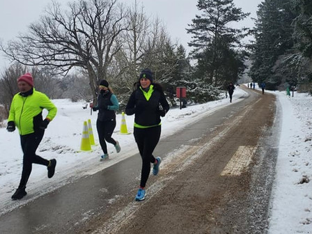 Ask Coach Bradley - Tracking Progress During The Winter