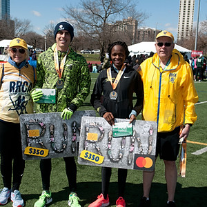 Wintrust Lakefront 10 Mile & 5k: Finish
