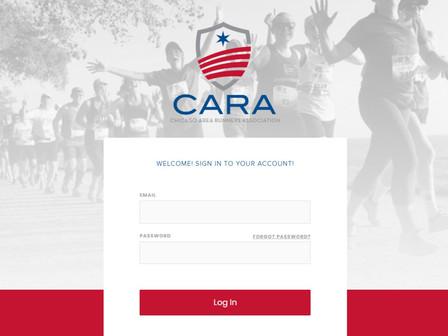 New CARA Membership and Registration Platform!
