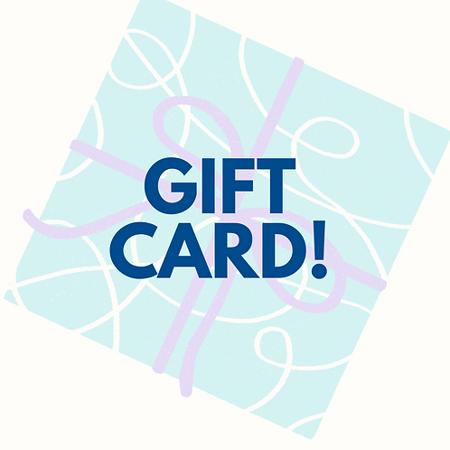CARA Gift Card Family Membership