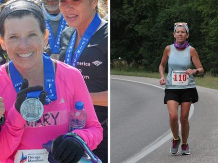 RUSH PT Success Story: Mary Cady