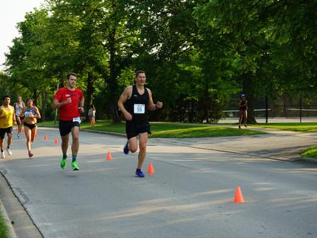 Ask Coach Bradley - Improving Your Finishing Race Kick