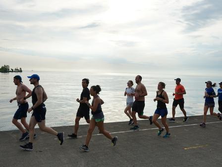 Strength Training During Marathon Season