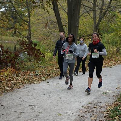 'Go Run Jackson Park & Park Clean-Up