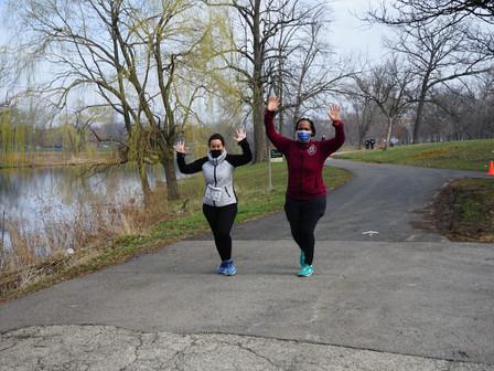 Running Changed CARA Member Lovie Twine's Life