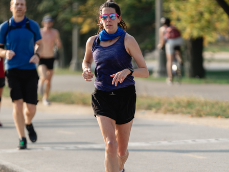 CARA Member Kerry Mysliwiec Uses Running As A Life Lesson