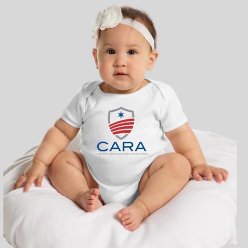 CARA Onesie