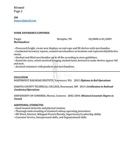 amazing railroad conductor resume contemporary simple resume