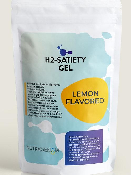Lemon Flavored H2-Satiety Gel ™