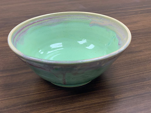 Lot 132 - Big Green Bowl