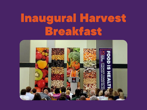 Inaugural Harvest Breakfast
