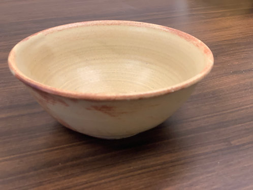 Lot 137 -Big Tan Bowl