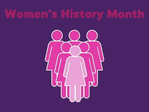 Wonder Women of Food: Celebrating Women's History Month