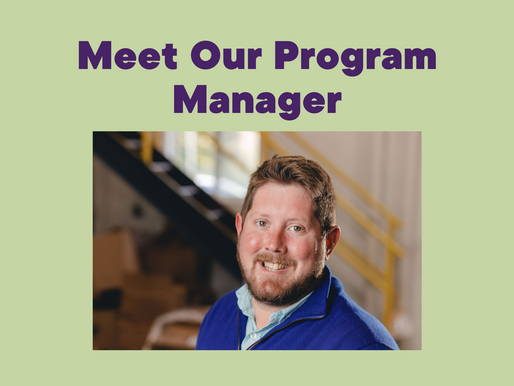 Meet Our Program Manager
