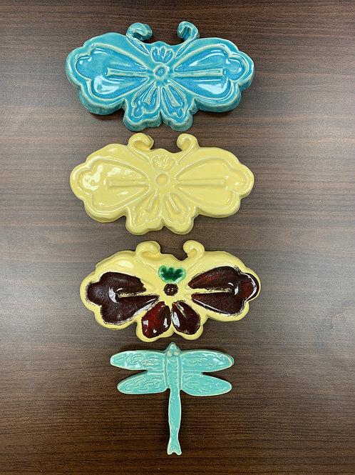 Lot 104 - Butterfly Decor