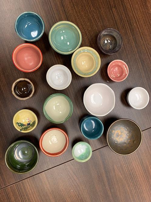 Lot 168 - Tiny Bowls