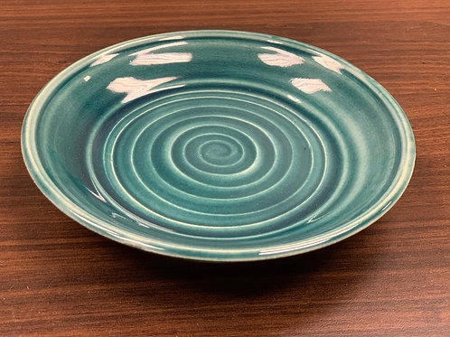 Lot 147 - Blue Plate