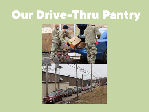 Our Drive-Thru Distributions