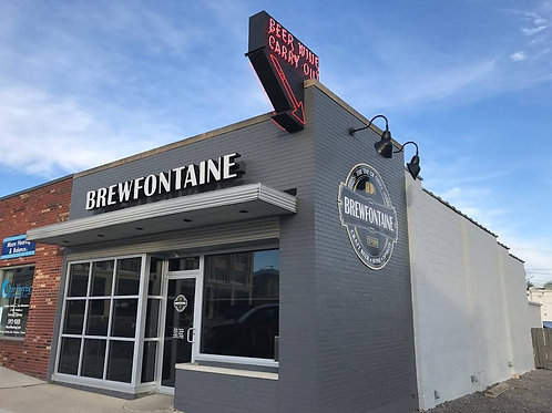 Raffle - $100 Gift Card to Brewfontaine