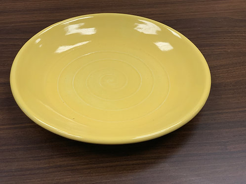 Lot 148 - Yellow Plate
