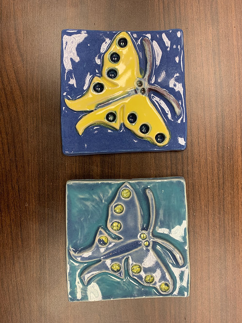 Lot 116 - Butterflies