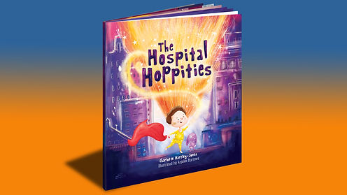 The Hospital Hoppities - Book - Centre -