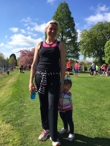 My Lessons from First Park Run