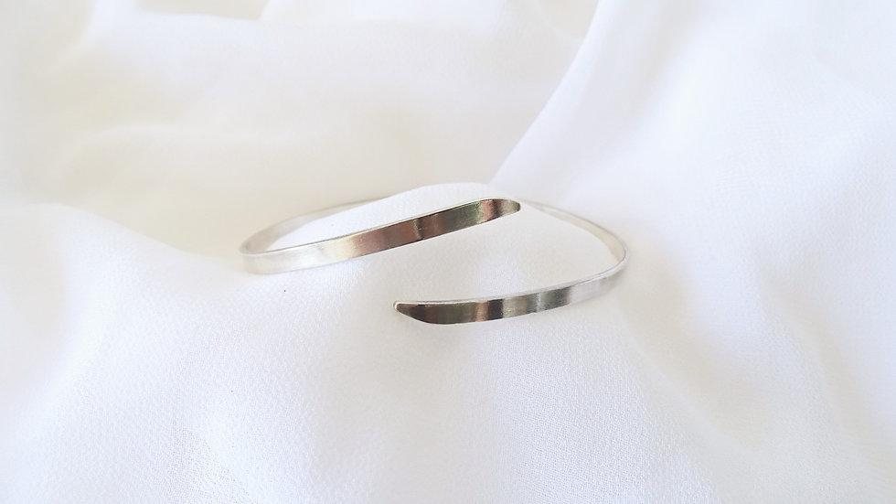 Bracelet YEO argenté