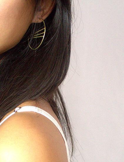 Boucles d'oreille BUVONTAI
