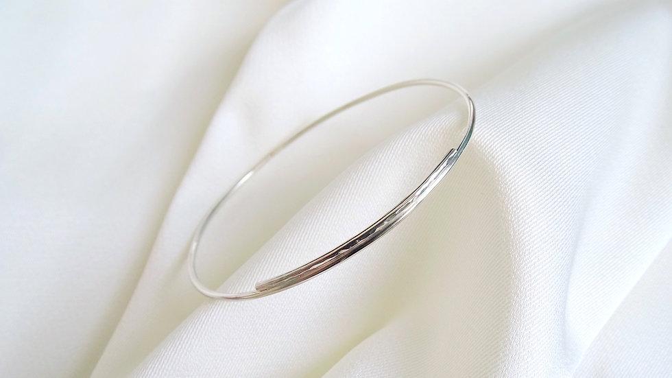 Bracelet MARBU argenté