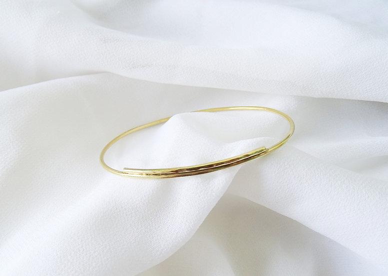 Bracelet MARBU doré