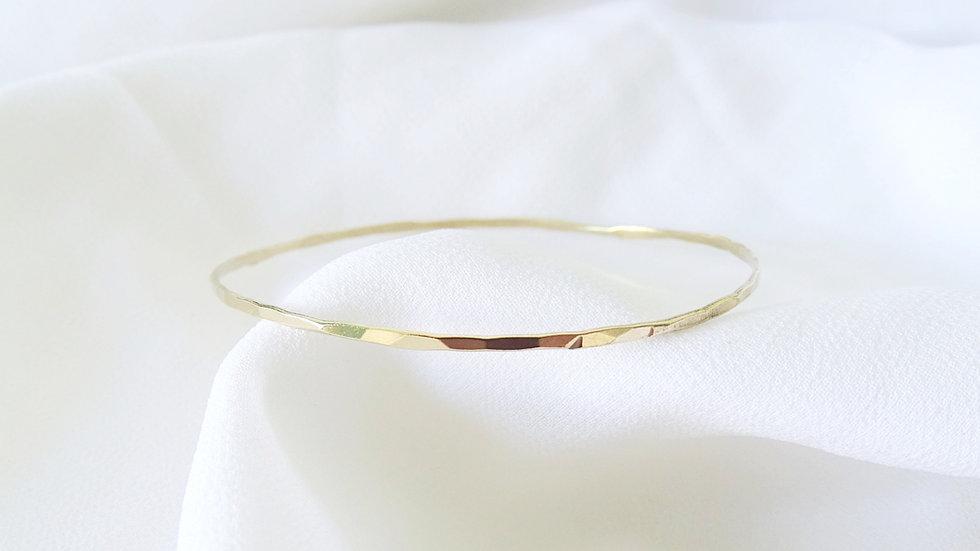 Bracelet MAR doré