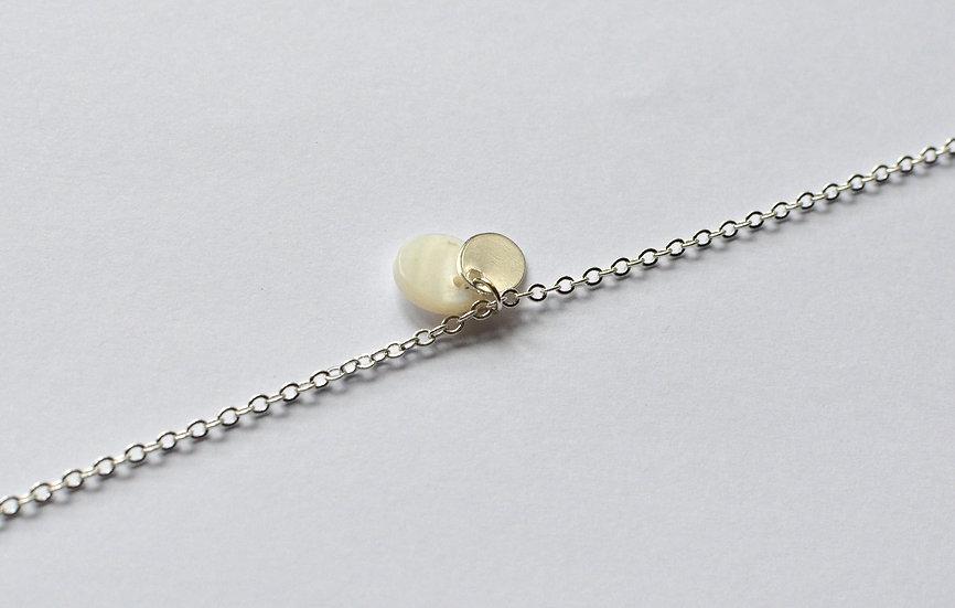 Bracelet ONA - argenté