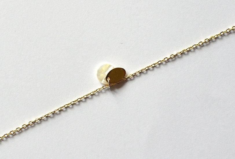 Bracelet ONA - doré