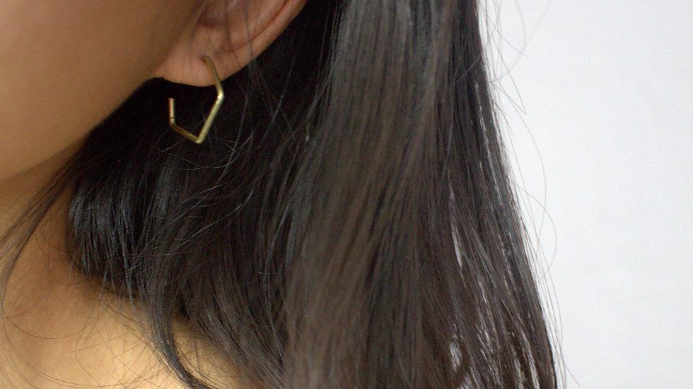Boucles d'oreille CAITAI