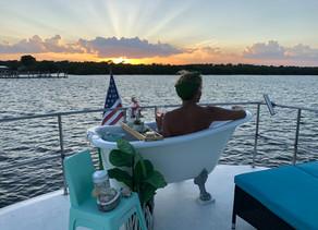 Boat Babe Baths
