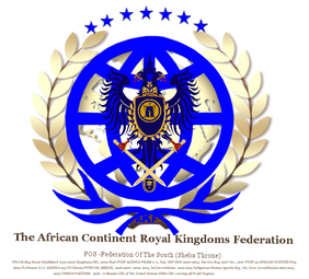African Continent Kingdoms Federation - AKF - ACKF