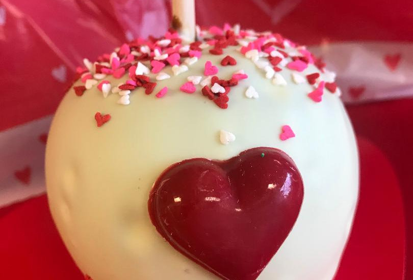 Sweetheart Apple White Chocolate