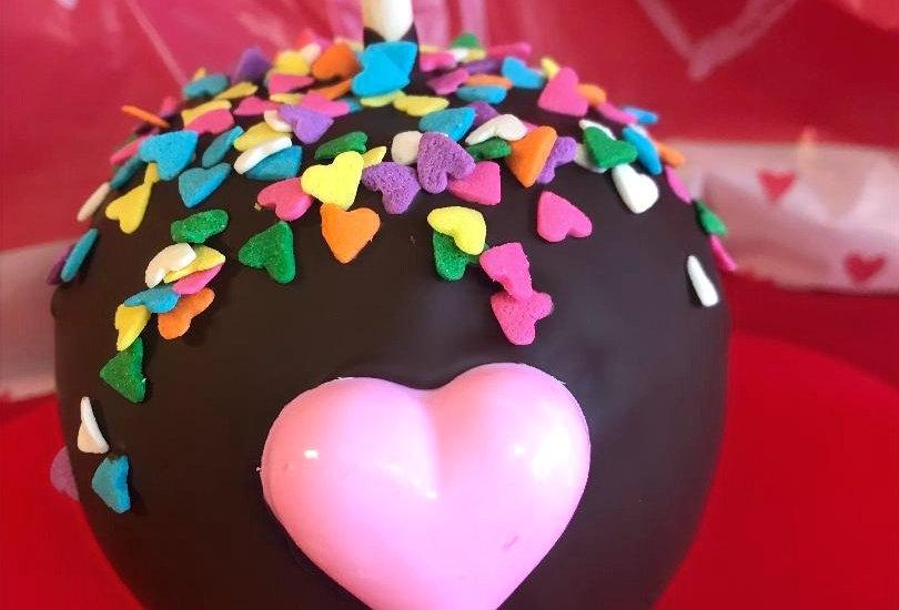 Sweetheart Apple Chocolate