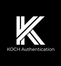 Koch Authentication Letter.jpg