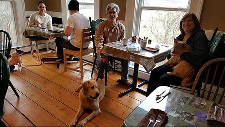 Dog Friendly Dining